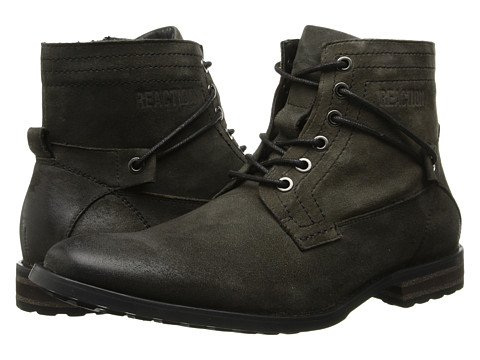 Kenneth Cole Reaction - Tell Again (Black) Men's Lace-up Boots