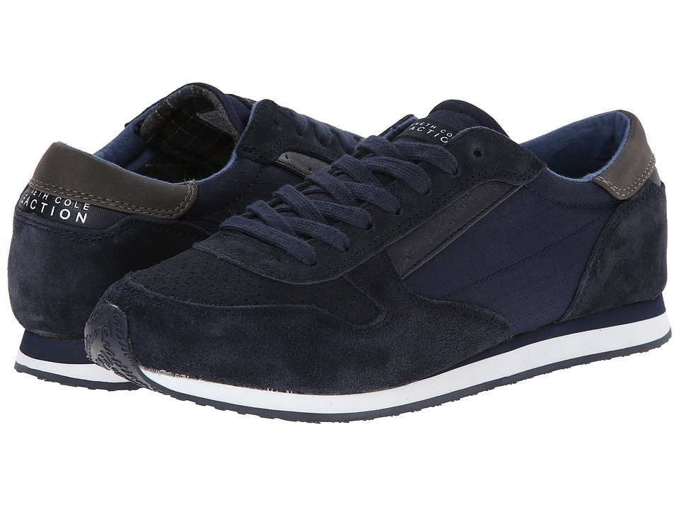 Kenneth Cole Reaction - Trot Along (Navy) Men