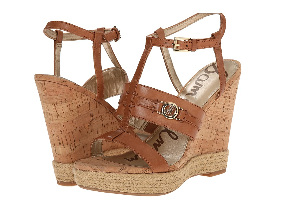 Sam Edelman - Karley (Saddle) Women's Wedge Shoes