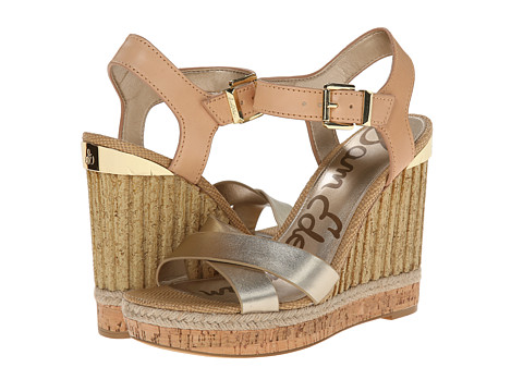 Sam Edelman - Clay (Jute/Natural Naked) Women's Wedge Shoes