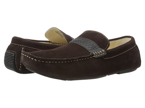 Kenneth Cole Reaction - After Market (Chocolate) Men's Slip on Shoes