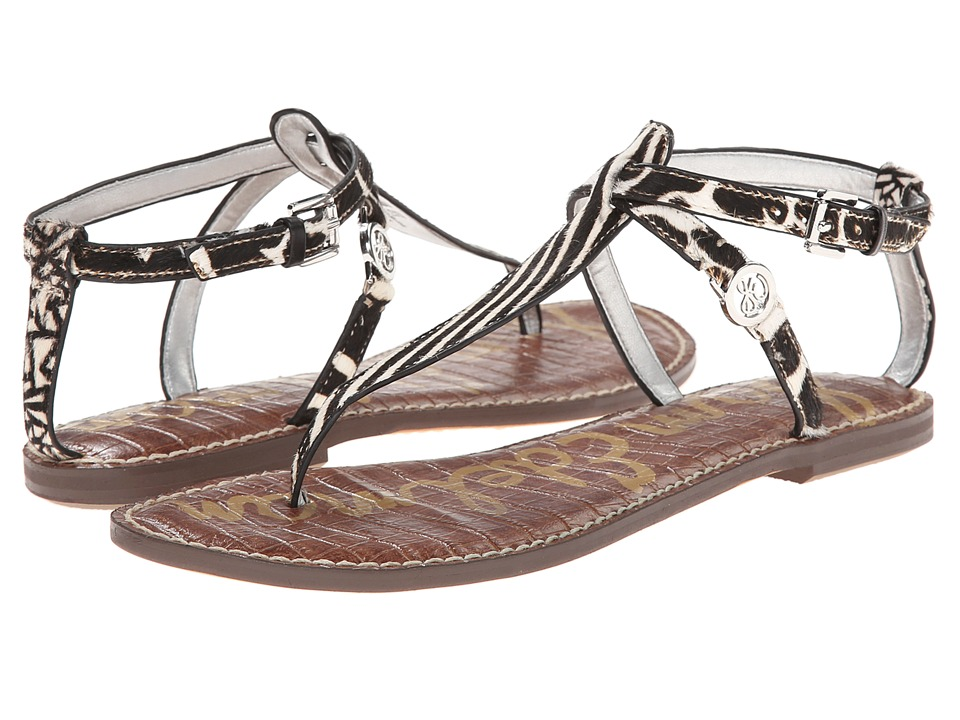 Sam Edelman - Galia (Zebra Hair) Women's Sandals