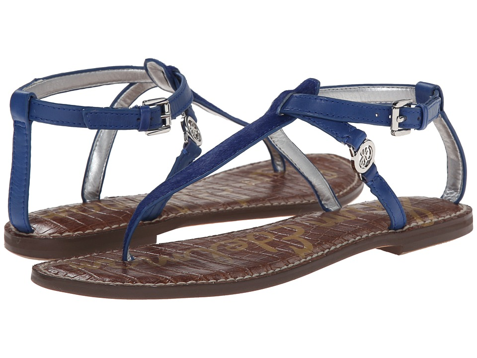 Sam Edelman - Galia (Indigo Blue) Women's Sandals
