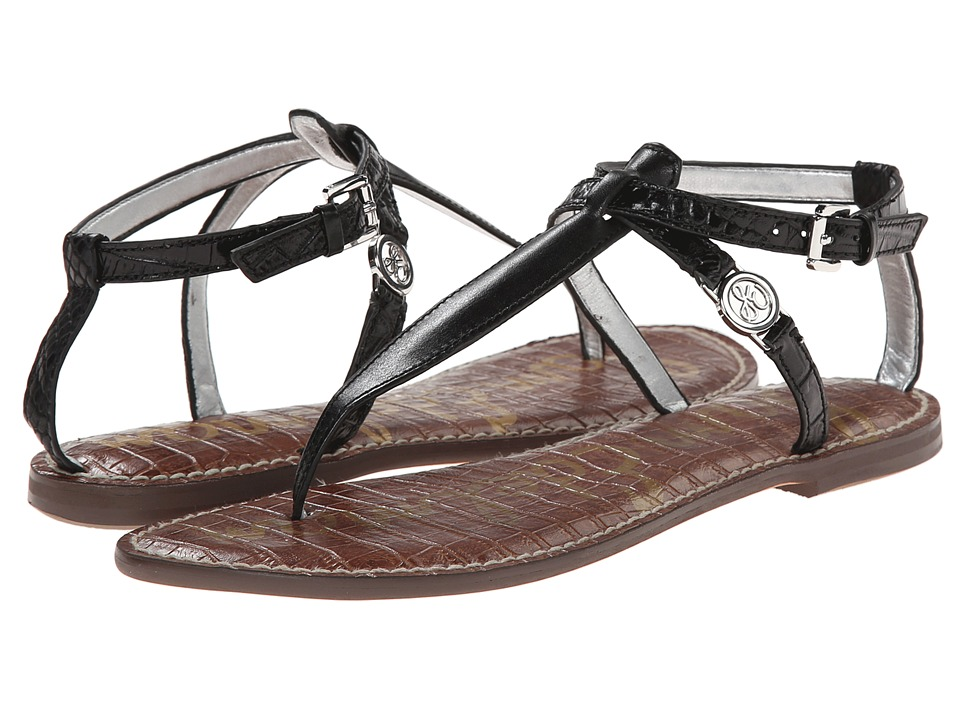 Sam Edelman - Galia (Black 1) Women's Sandals