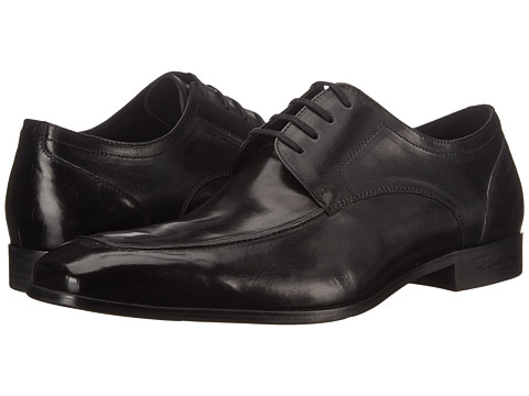 Kenneth Cole New York - Chair-Man (Black) Men's Lace up casual Shoes
