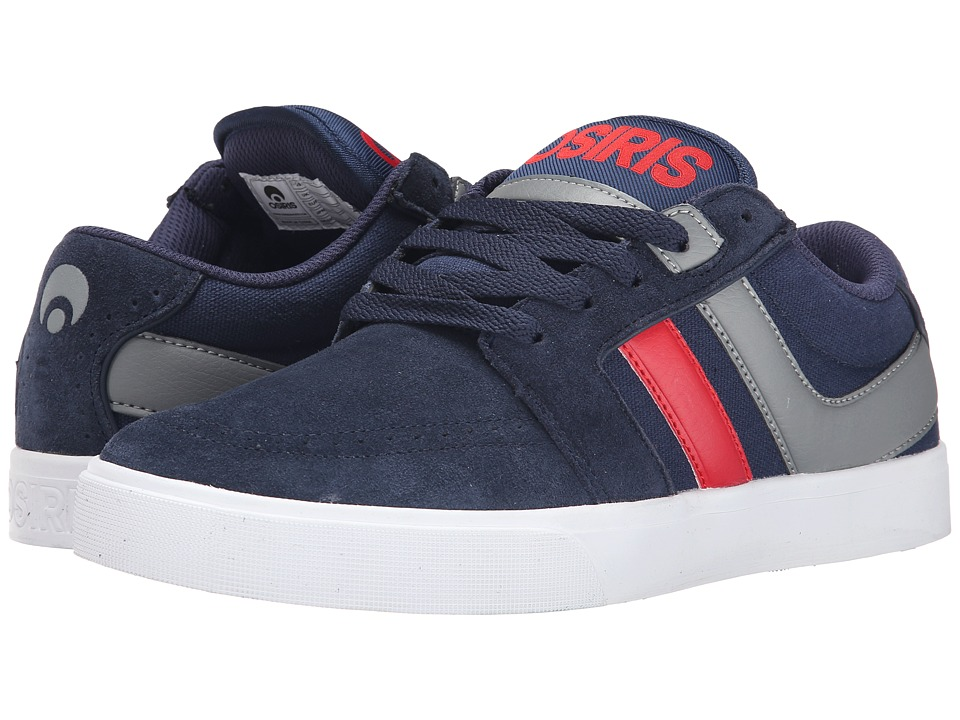 Osiris - Lumin (Navy/Grey/Red) Men