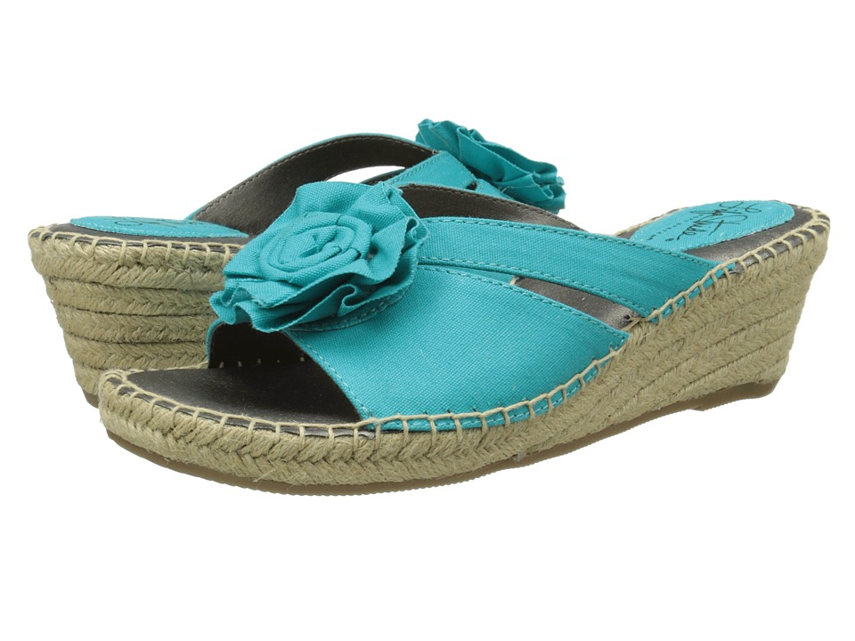 LifeStride - Benefit (Turquoise) Women's Shoes