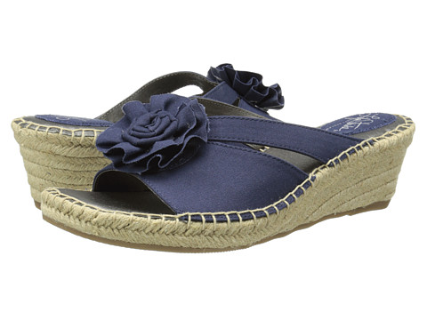 LifeStride - Benefit (Navy) Women's Shoes