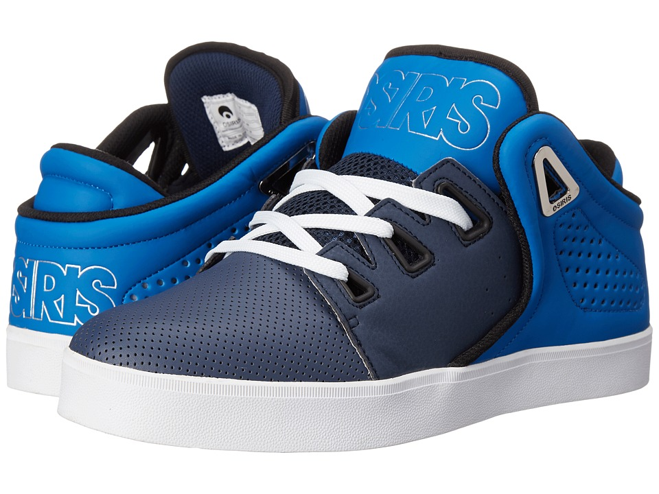 Osiris - D3V (Bluejay/Bingaman) Men's Skate Shoes