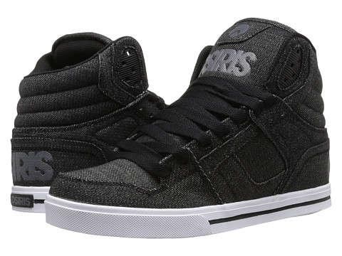 Osiris - Clone (Denim/Charcoal/Black) Men