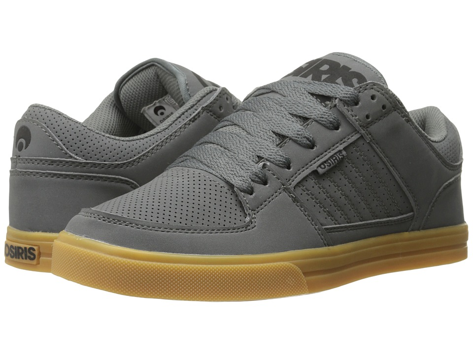 Osiris - Protocol (Charcoal/Gum) Men's Skate Shoes