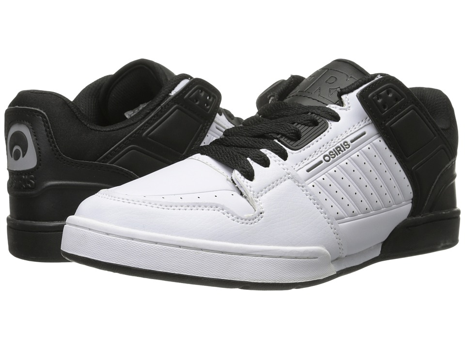 Osiris Protocol XPD (White/Black) Men