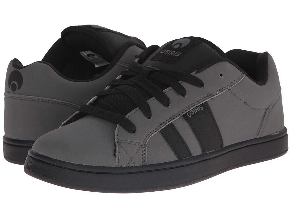 Osiris - Loot (Charcoal/Black) Men's Skate Shoes