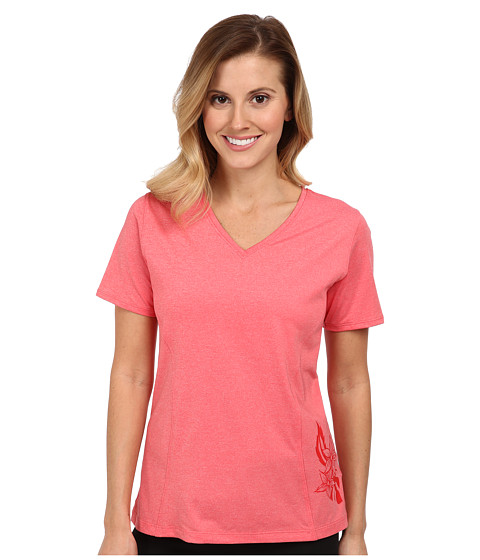 Skirt Sports - Easy Ride Top (Sunset Punch) Women's T Shirt