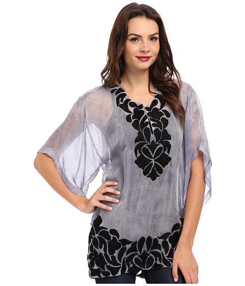 KAS New York - Hidemi Top (Grey) Women