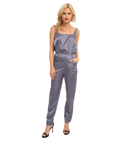 KAS New York - Sanae Jumper (Lavender) Women's Jumpsuit & Rompers One Piece