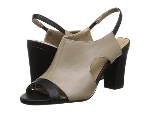 LifeStride - Leandra (Stone/Black 1) High Heels