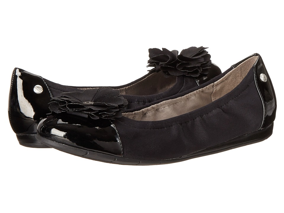 LifeStride - Niobe (Black Libra Fabric) Women's Shoes
