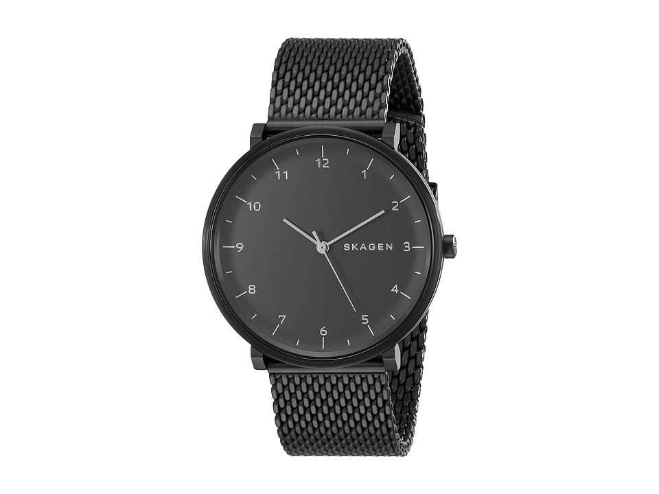 Skagen - Hald (Black) Watches