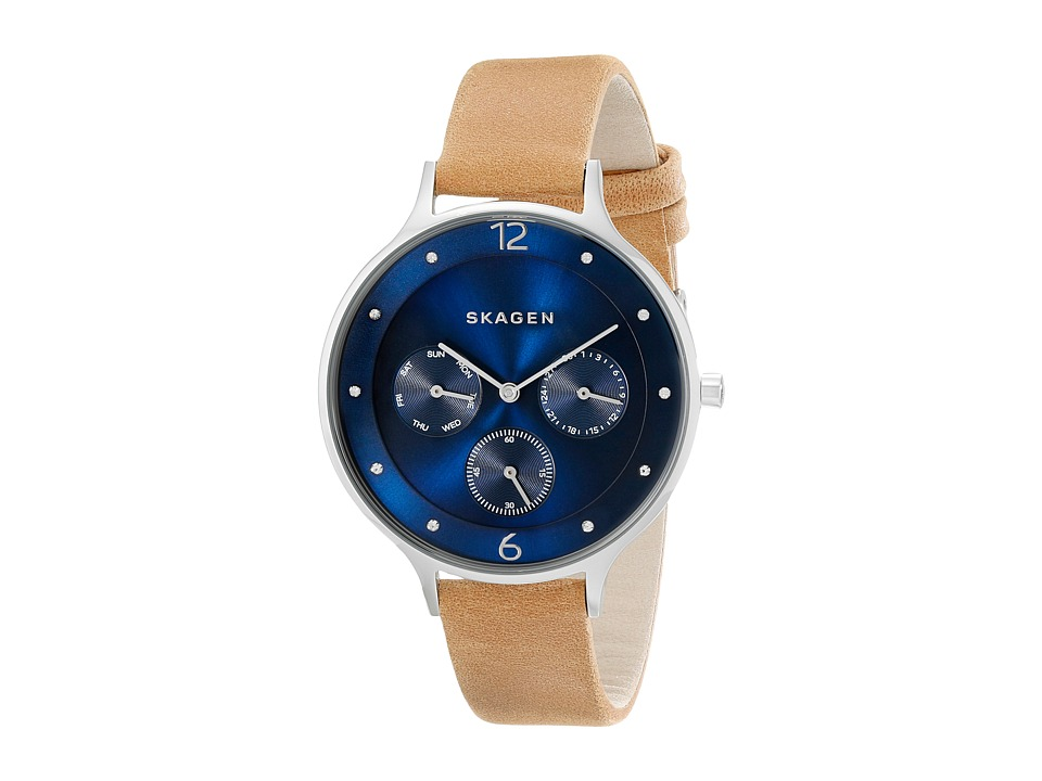 Skagen - Anita (Brown) Analog Watches