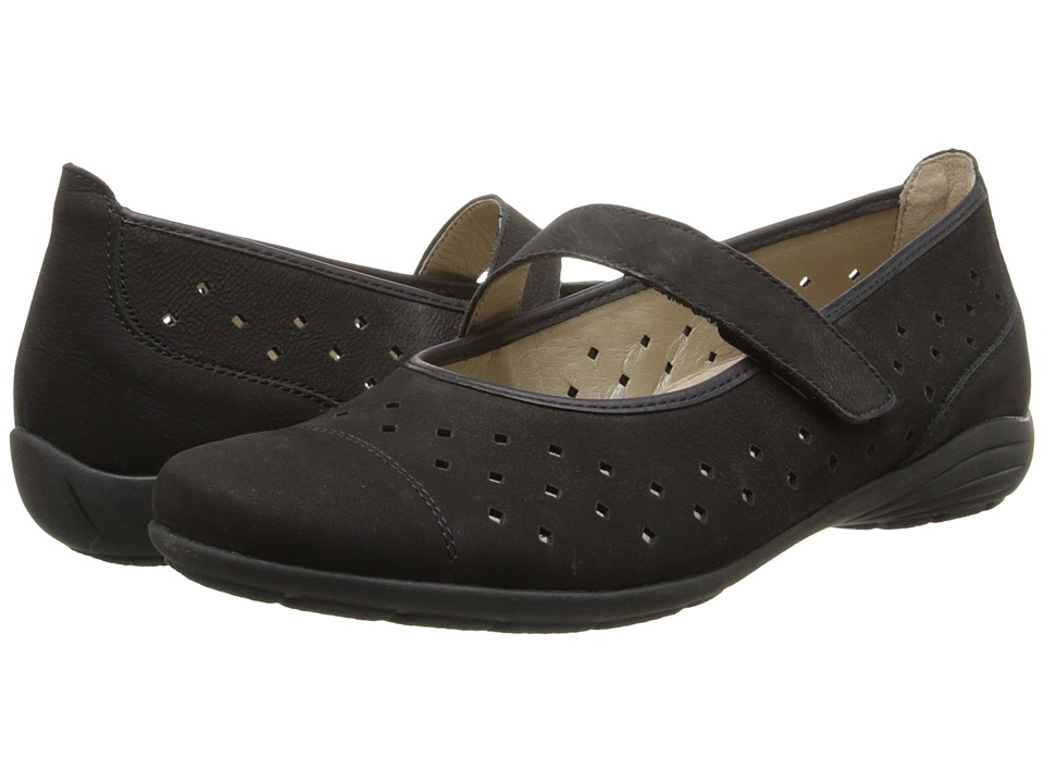 Rieker - D4624 Uma 24 (Black) Women's Shoes