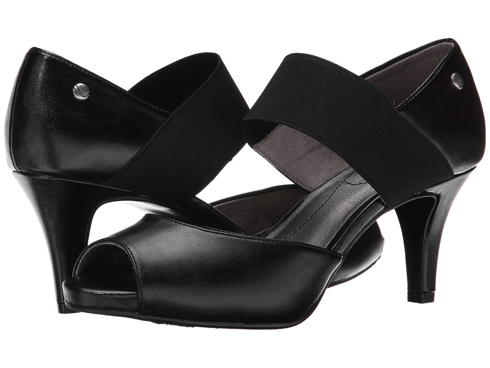 LifeStride - Talent (Black Elegant) Women's Shoes