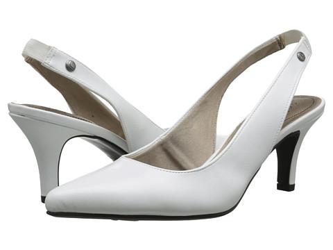 LifeStride - Shena (White Elegant) High Heels