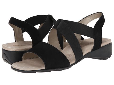 Rieker - R5253 Elea 53 (Black/Black) Women's Shoes