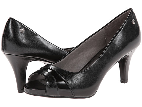LifeStride - Tease (Black Tess) Women's Shoes