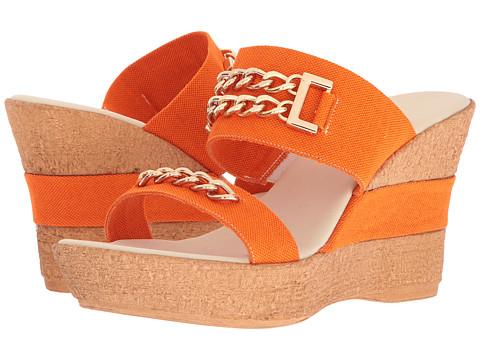 Onex - Adrianna (Orange) Women's Dress Sandals