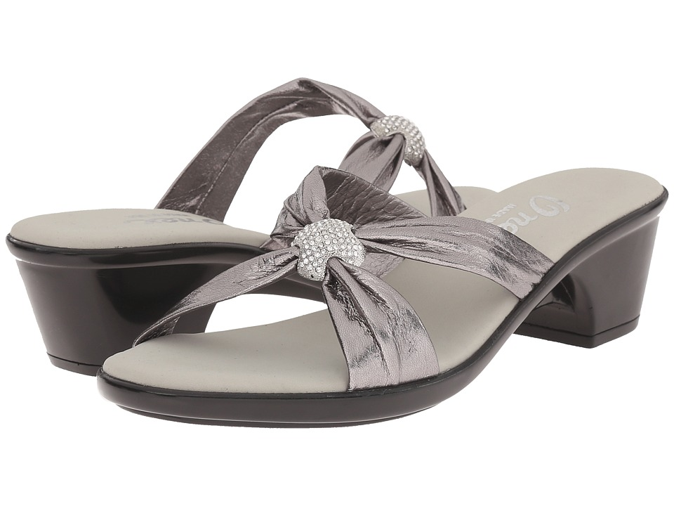 Onex - Jena (Pewter) Women's Shoes