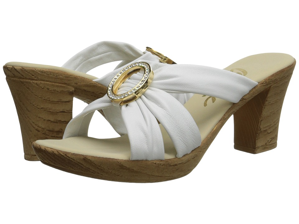 Onex - Libbie (White) Women's Dress Sandals