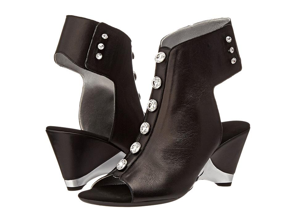 Onex - Rock-On-3 (Black) Women's Boots