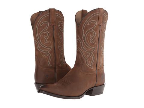UPC 884849850725 - Ariat - Bandera (Diesel Chocolate) Cowboy Boots