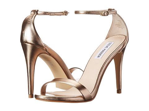 Steve Madden - Stecy (Dusty Gold) High Heels