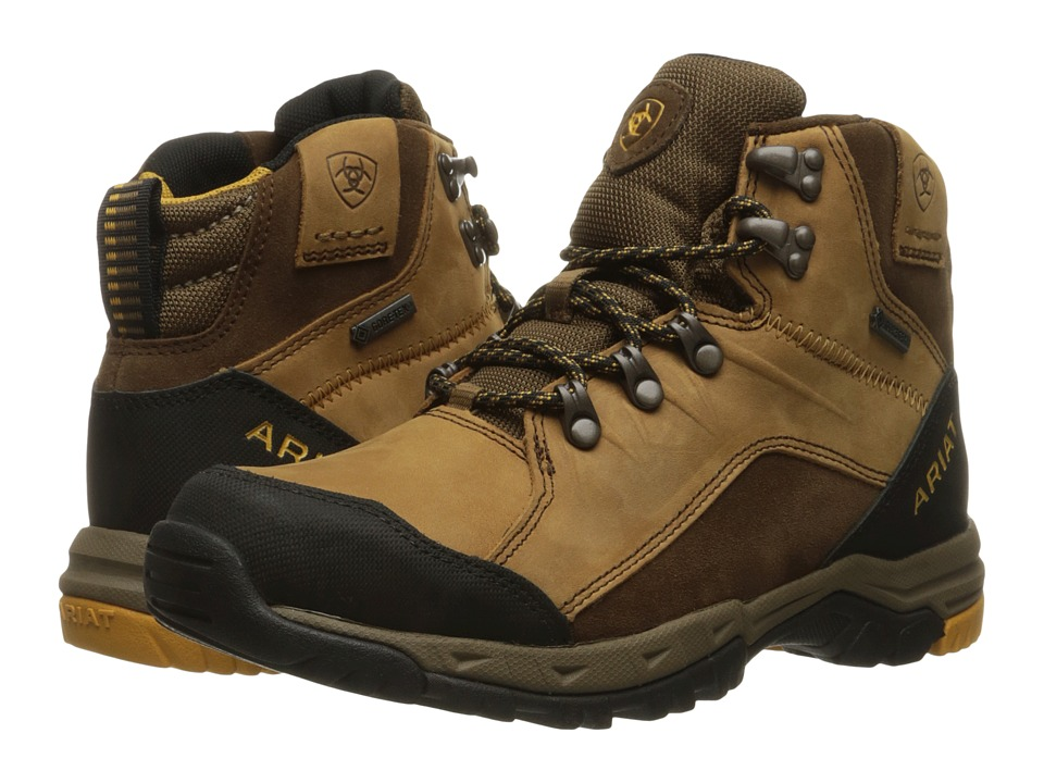 Ariat - Skyline Mid GTX (Frontier Brown) Men's Work Boots