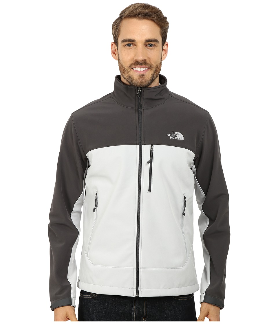 The North Face - Apex Bionic Jacket (High Rise Grey/Asphalt Grey) Men's Coat