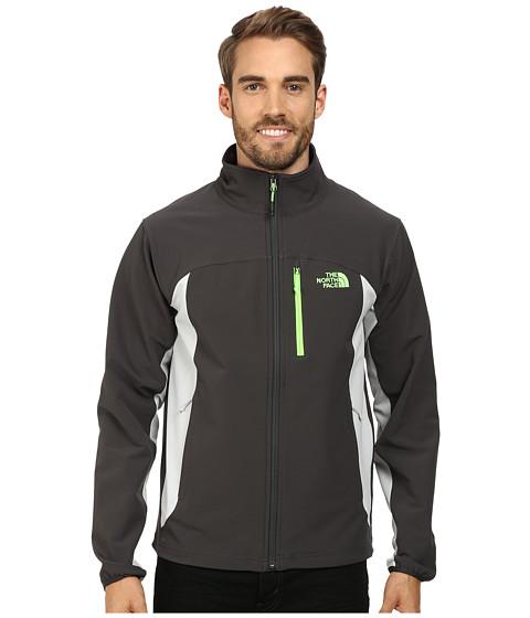 The North Face - Pneumatic Jacket (Asphalt Grey/High Rise Grey) Men