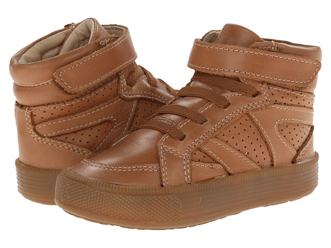 Old Soles - Star Jumper (Toddler/Little Kid) (Tan) Boy's Shoes
