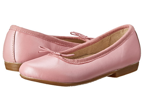 Old Soles - Brule Shoe (Toddler/Little Kid) (Pearlised Pink) Girl's Shoes