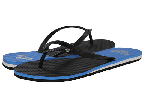 Roxy - Bermuda (Black/Blue) Women's Sandals