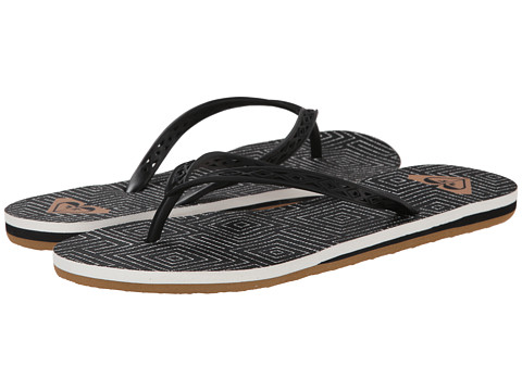 Roxy - Kai (Black) Women's Sandals