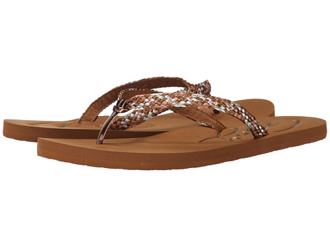 Roxy - Congo (Metallic Gold) Women's Sandals