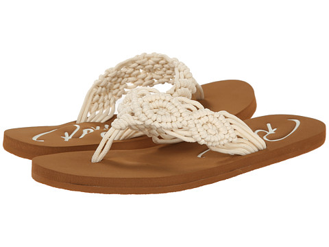 Roxy - Guinea (Natural) Women's Sandals