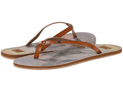 Roxy - Tunisia (Tan) Women's Sandals