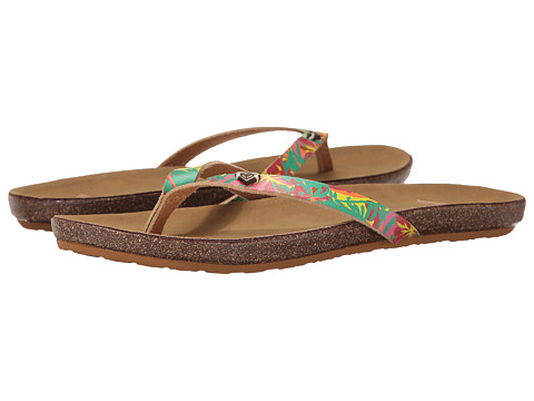 Roxy - Bolinas (Multi) Women's Sandals