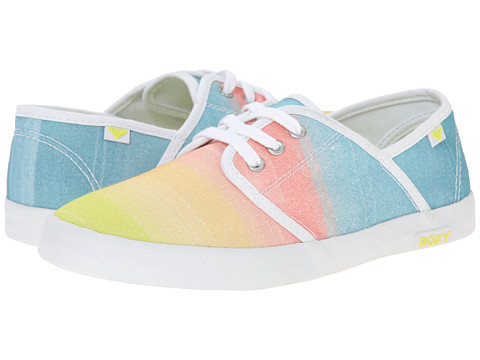 Roxy - Hermosa II (Rainbow) Women's Slip on Shoes