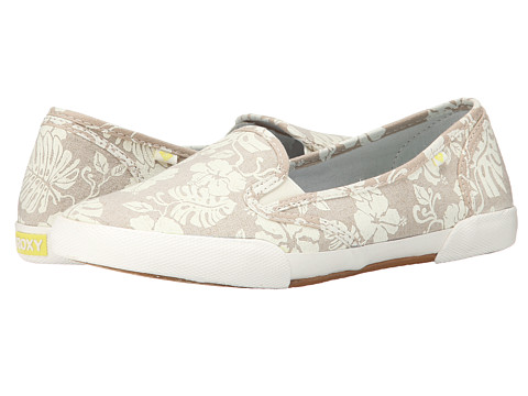 Roxy - Malibu '15 (Yellow) Women's Wedge Shoes