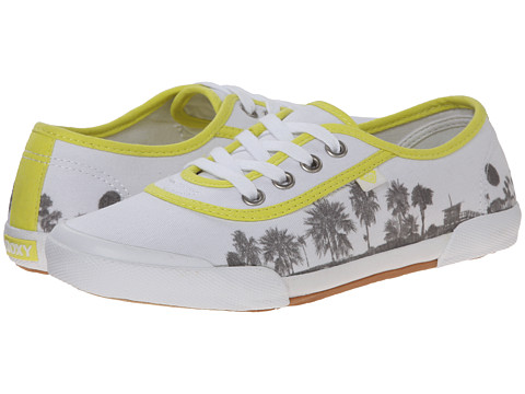 Roxy - Santa Cruz (Black/White Fade) Women