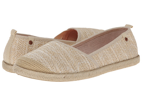 Roxy - Flamenco (Natural) Women's Sandals